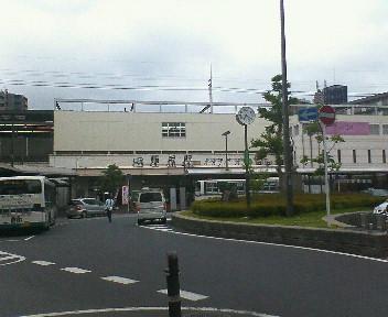 こんにちは稲毛駅