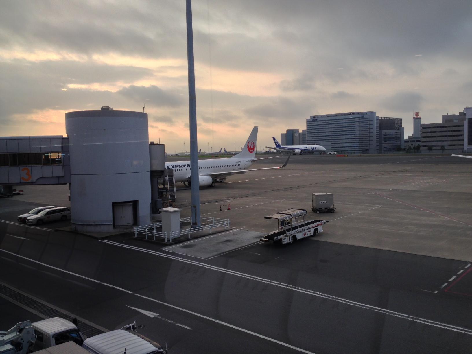 新幹線フェスタ2012in熊本(羽田空港)