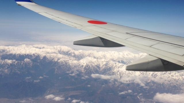 西日本渡り線紀行(ANA747便)
