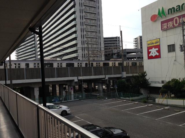 さようなら稲毛駅