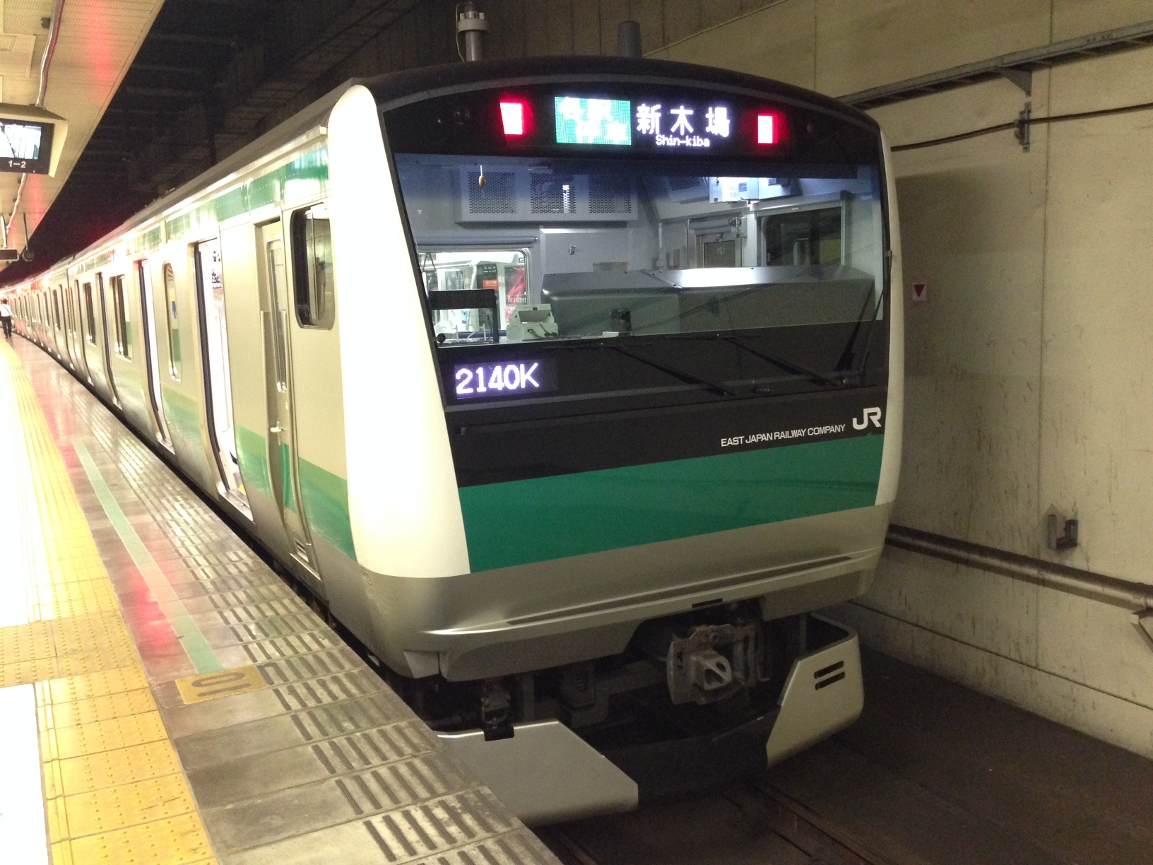 座れた埼京線